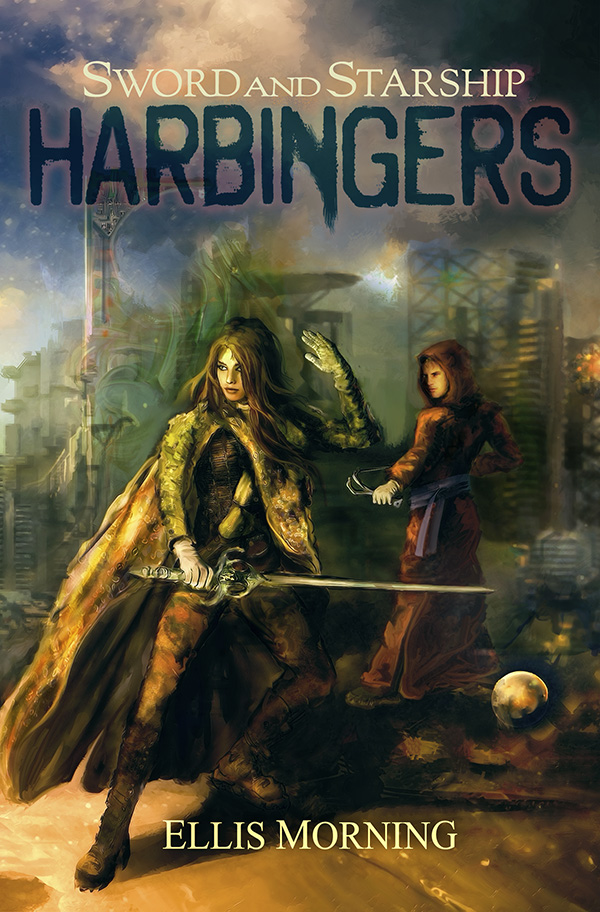 Harbingers book cover